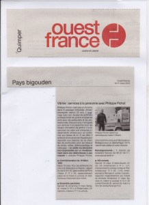 Ouest France 16-03-2013